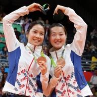 Jung Kyung Eun / Shin Seung Chan (KOR, Bronze)