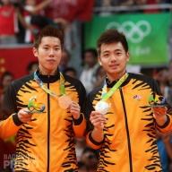Goh V Shem / Tan Wee Kiong (MAS, Silver)