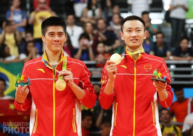 Fu Haifeng / Zhang Nan (CHN, Gold)