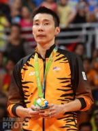 Lee Chong Wei (MAS, Silver)
