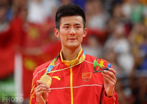 Chen Long (CHN, Gold)
