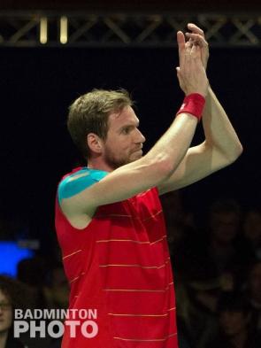Johannes Schoettler at the Bitburger Open