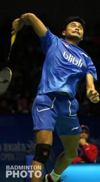 Tontowi Ahmad (INA)