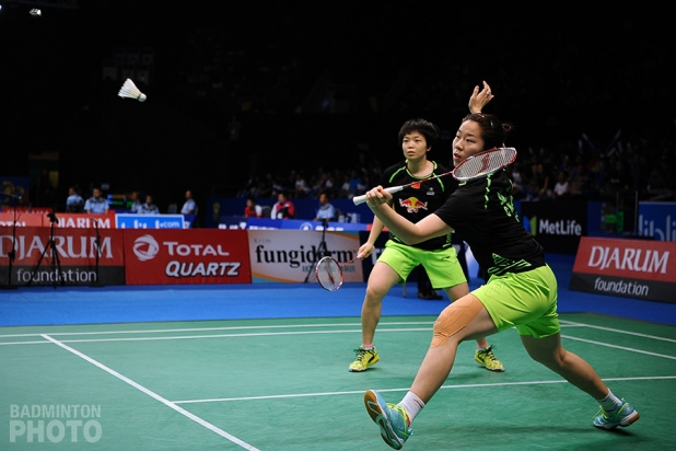 Chen Qingchen and Jia Yifan (CHN)