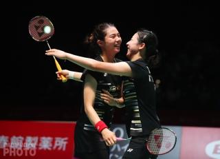 Kim So Yeong and Kong Hee Yong winning the 2019 Japan Open