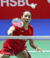 Huang Yaqiong (CHN)