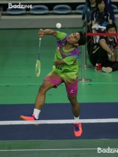 Suryo Nugroho (INA) at the 2014 Incheon Asian Para Games