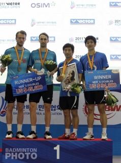 podium-mens-doubles-21-div-yl-koreaopen2011