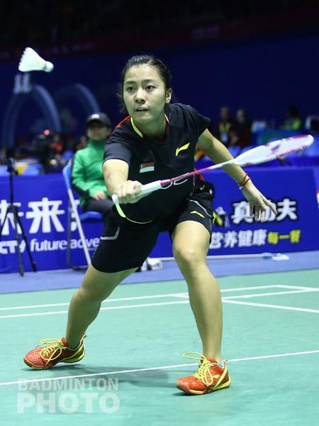Liang Xiaoyu (SIN, WR#30)