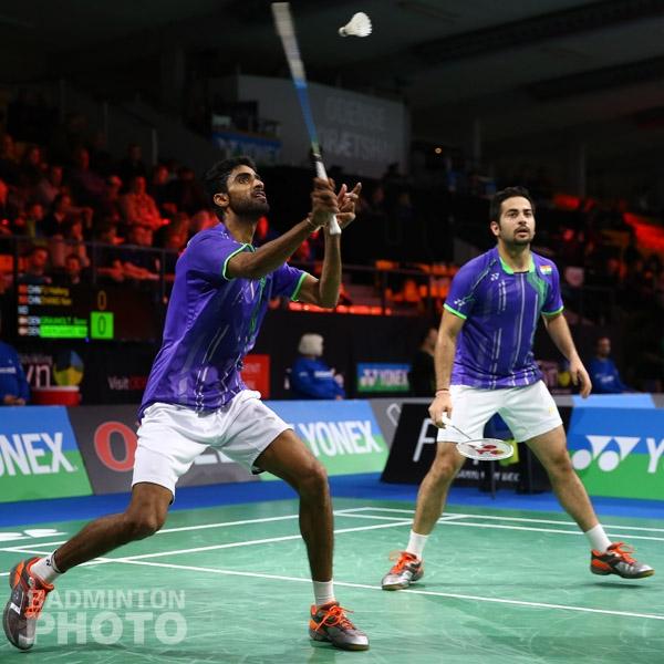 Sumeeth Reddy / Manu Attri (IND, WR#21)