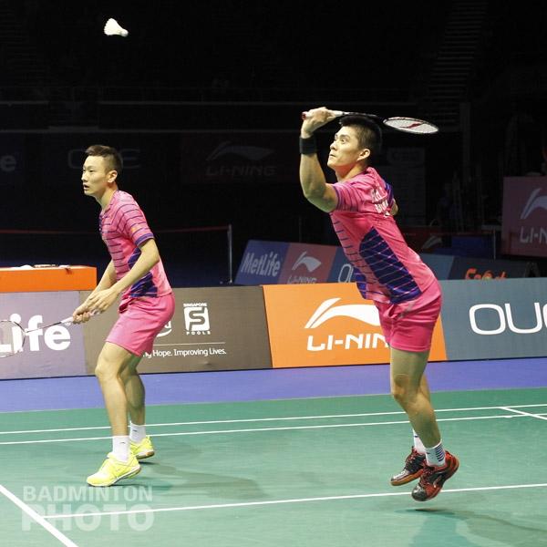 Zhang Nan / Fu Haifeng (CHN, WR#4)