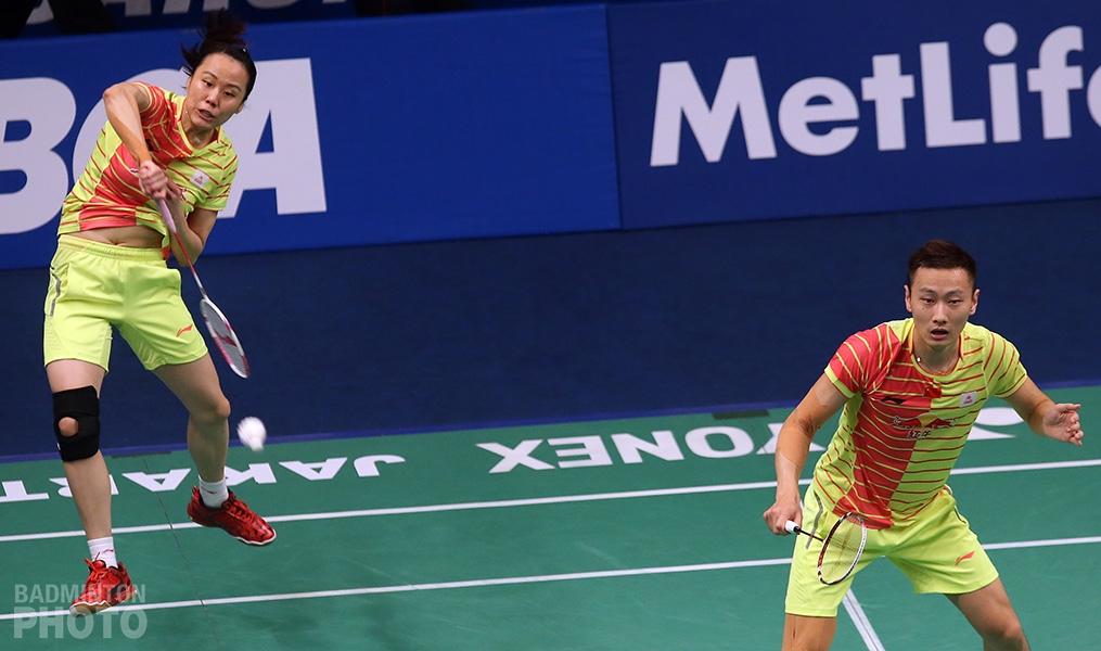 Zhao Yunlei / Zhang Nan (CHN, WR#1)