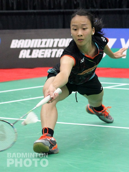 Iris Wang (USA, WR#35)