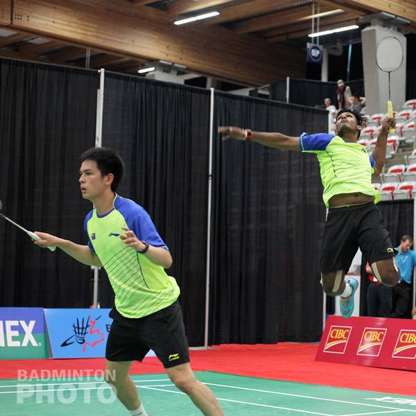 Matthew Chau / Sawan Serasinghe (AUS, WR#36)