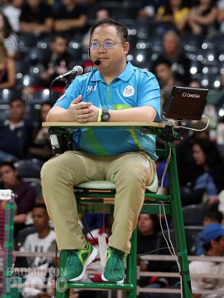 Simon Au Mun Fong (HKG)