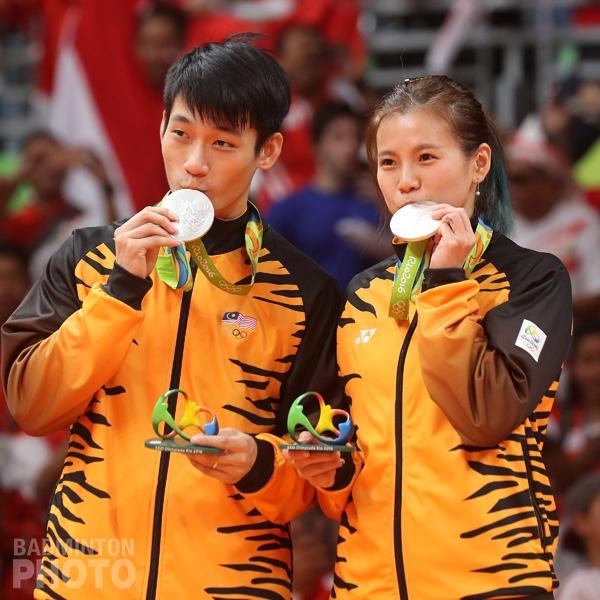 Chan Peng Soon / Goh Liu Ying (MAS, Silver)