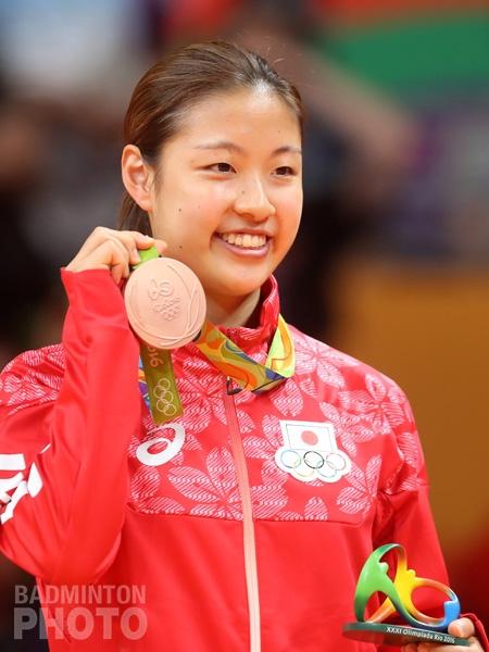 Nozomi Okuhara (JPN, Bronze)