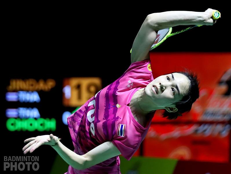 Thailand Masters champion Nitchaon Jindapol