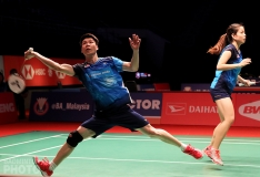 Mixed doubles world #8 Goh Soon Huat / Shevon Jemie Lai (MAS)