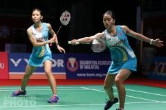 Jongkolphan Kititharakul / Rawinda Prajongjai (THA)