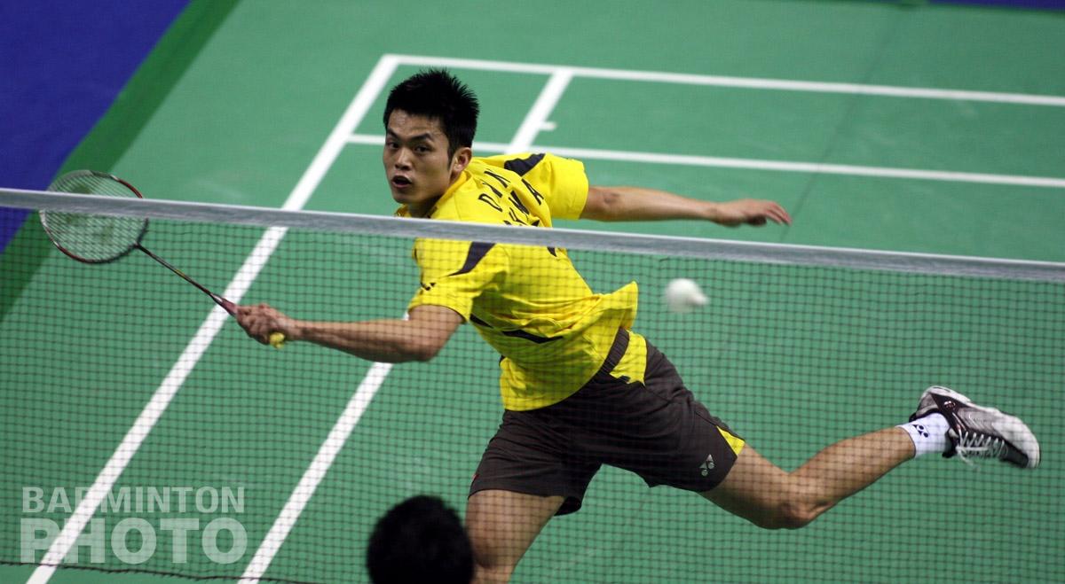Lin Dan at the 2007 Malaysia Open
