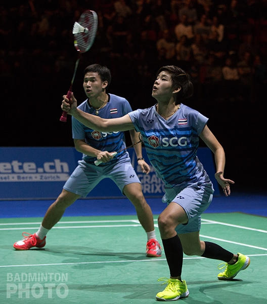 Badminton Swiss Open 2017 - Basel -