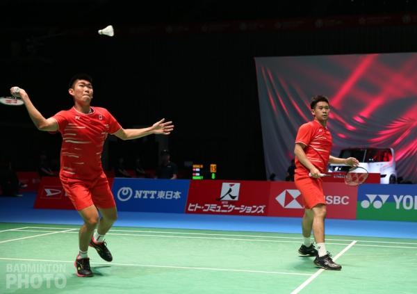 Jason Ho-Shue (left) and Nyl Yakura