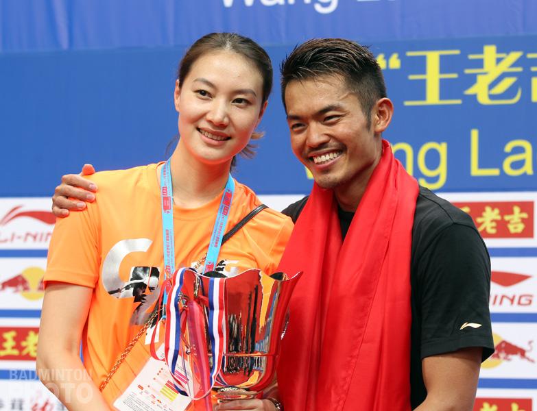 Lin Dan sẽ không tham dự bất cứ giải đấu quốc tế nào đến hết năm 2013