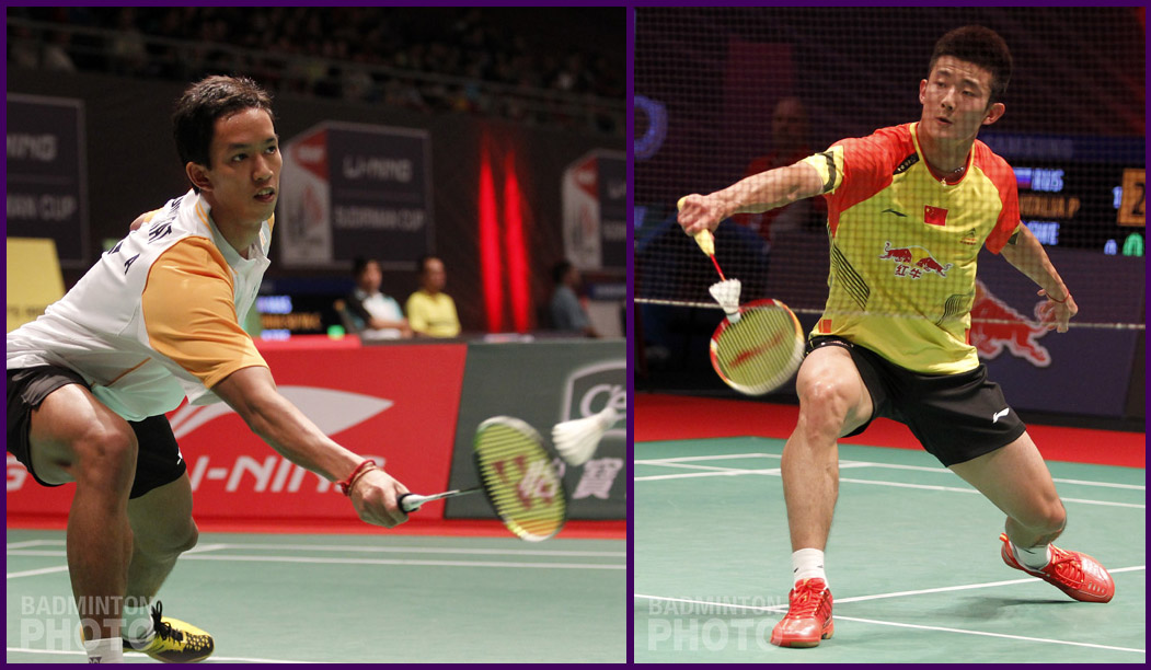 Sattawat Pongnairat badminton