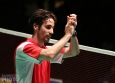 The badminton event at the European Games in Baku ended with three golds for Denmark and Pablo Abian of Spain dealing the Danes their only silver. By Don Hearn. Photos: […]