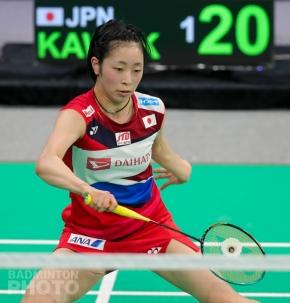 Orleans Masters winner Saena Kawakami (JPN)