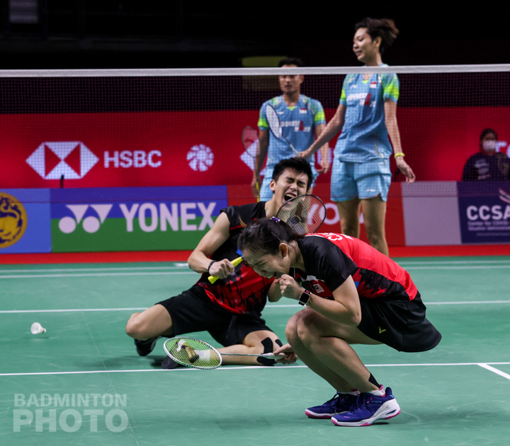 toyota thailand open qf upset after upset in mixed - TOYOTA THAILAND OPEN QF – Upset after upset in mixed