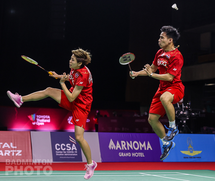 toyota thailand open sf 4 looking for consecutive titles - TOYOTA THAILAND OPEN SF – 4 looking for consecutive titles
