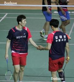 Yoo Yeon Seong / Kim Dae Seong