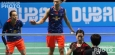 The defeat of 3-time World Champions Zhang Nan / Zhao Yunlei was to set the pattern for opening day at the Superseries Finals in Dubai as all four mixed doubles […]