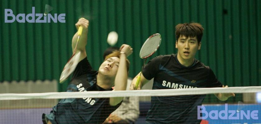Korea Masters SF 306_rotator