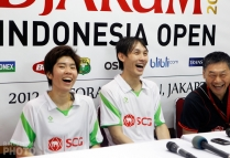 2012 Indonesia Open