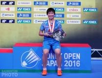 2016 Japan Open