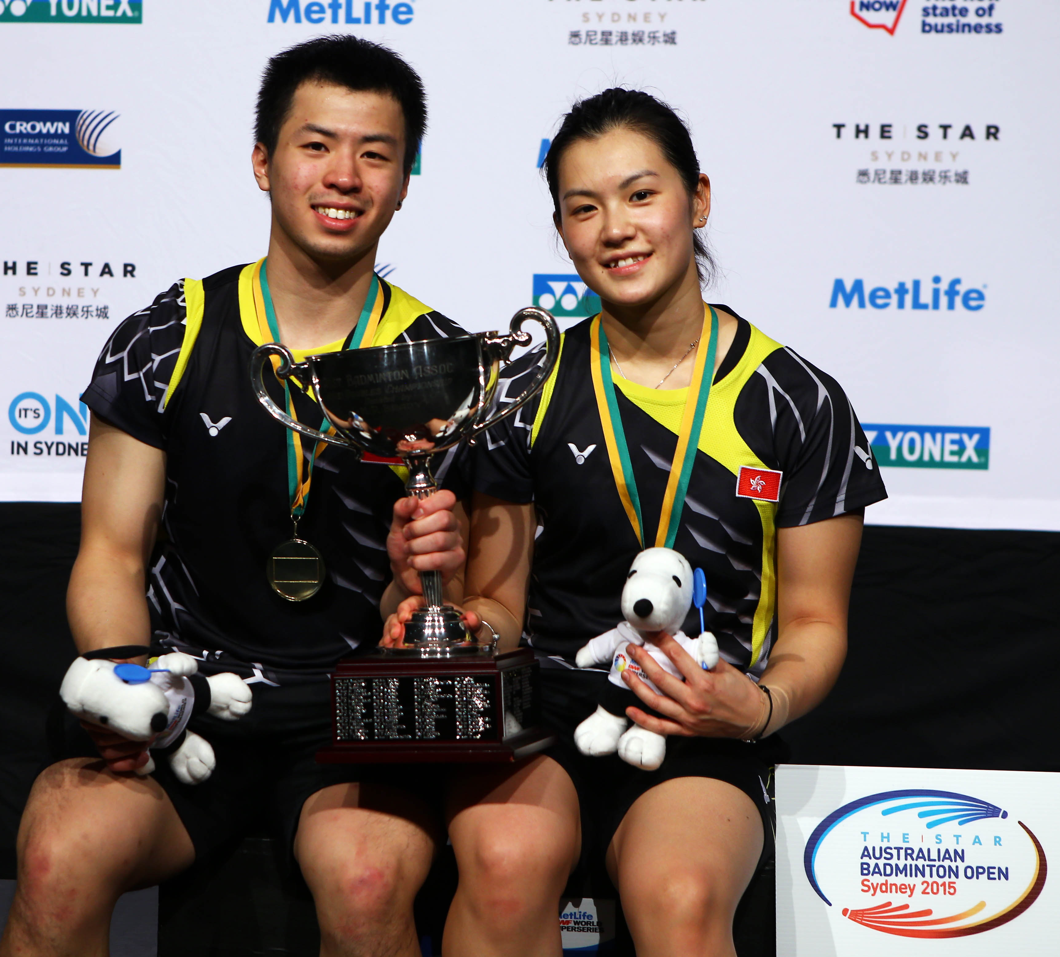AUSTRALIAN OPEN 2015 Finals – Six straight points devastation