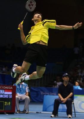 لی چونگ وی از مالزی