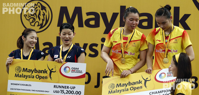 With badminton's most lucrative tournament wrapped up, we take a look at what players have raked in the most cash in history for a single week of winning badminton matches. […]