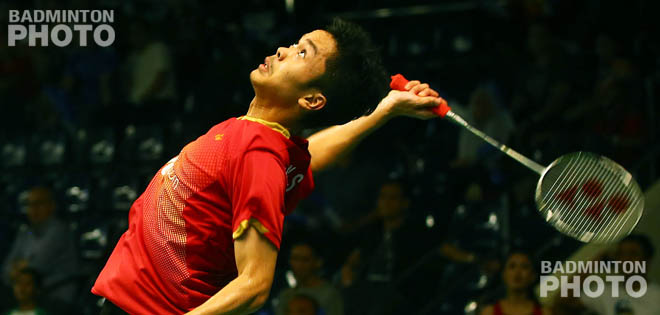 The race to qualify for the Rio Olympics once again dives into absurdity, as players like Anthony Ginting and Brice Leverdez pull off major upsets in team badminton events, then […]