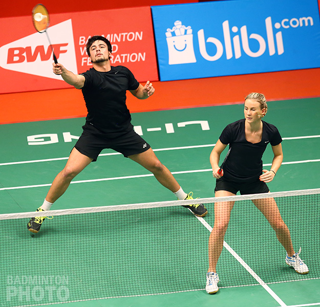 South Africa's Jennifer Fry took two titles at the African Badminton Championships, the only one of the four players who had a shot at two each on finals day, when […]