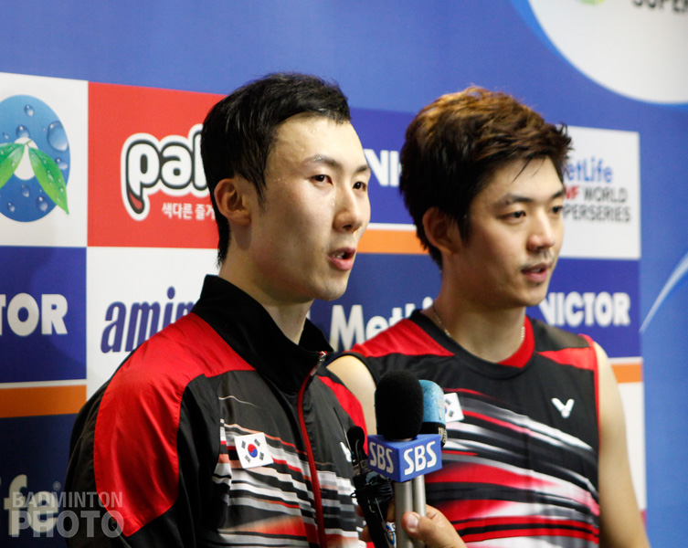 """Men's doubles world #1 Yoo Yeon Seong says he and his wife are even contemplating naming their first child """"Rio"""", if he and Lee Yong Dae can win gold after […]"""