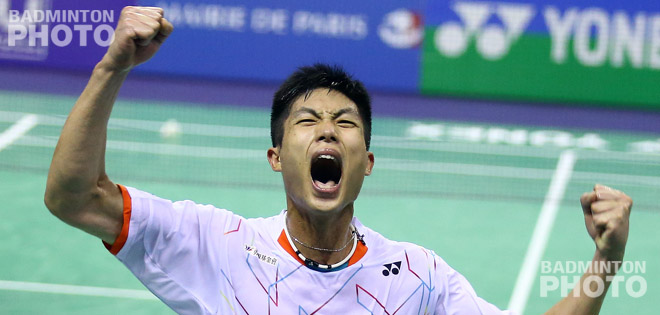 Chou Tien Chen became the first Chinese Taipei shuttler in 17 years to take the men's singles title at his home Grand Prix Gold event. By Don Hearn. Photos: Badmintonphoto […]