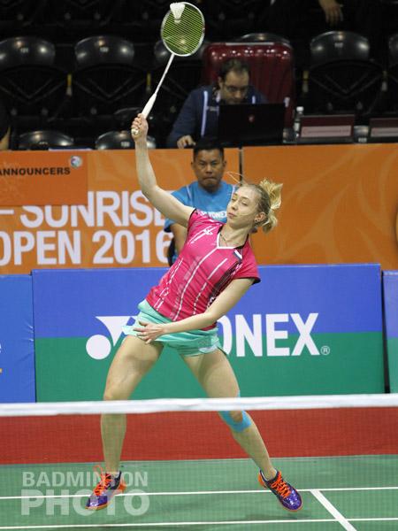 Badminton report