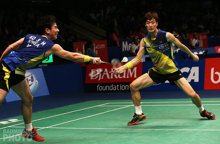 Former World Champions Ko Sung Hyun and Shin Baek Cheol have entered their first international badminton tournament in over 2 years, in Vietnam, where Ko won his first international title […]