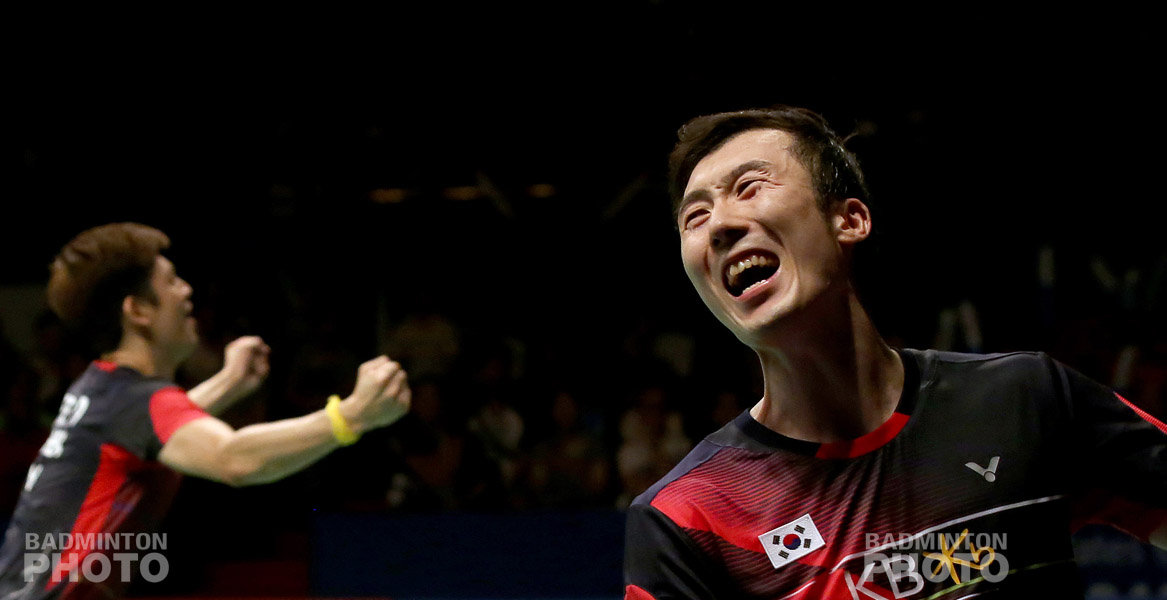 Men's doubles world #1 Yoo Yeon Seong and his wife celebrated the birth of their first child today, welcoming their son into the world on the birthday of none other […]