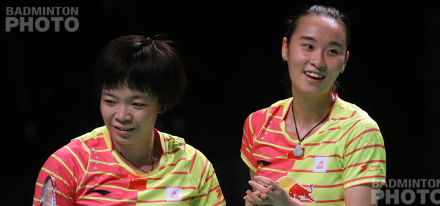 China's Chen Qingchen became the youngest ever woman to win a Superseries doubles title when she and Bao Yixin upset Maheswari/Polii in two games. By Aaron Wong, Badzine Correspondent live […]