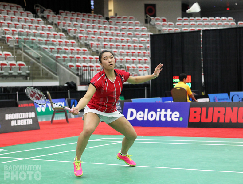 Qingzi Ouyang once again led Canada's youngsters to 4 of 5 titles at the Pan Am Junior Badminton Championships. By Don Hearn. Photo: Yves Lacroix for Badmintonphoto (archives) 2015 champion […]